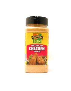 Hot Fiery Jerk Chicken Fry Mix [Coating for Fried Chicken] | Buy Online at the Asian Cookshop